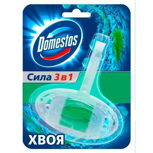Блок Гігієничний Для Унітаза Domestos Хвоя 24x40гр